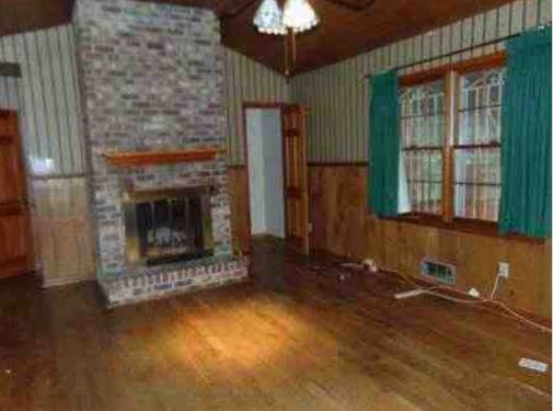 Atlanta Fireplace Room Before